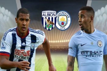 West Brom vs Man City